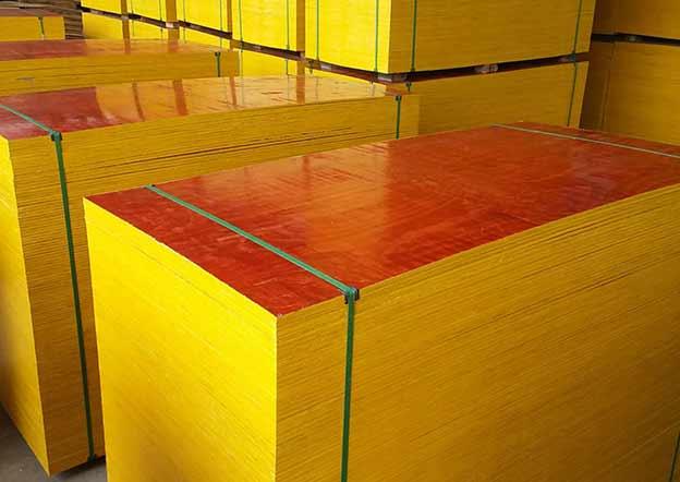 建筑模板市场