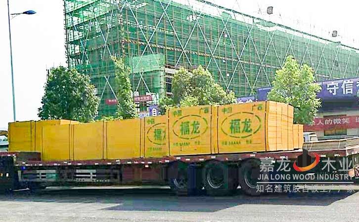 建筑模板品牌福龙木业