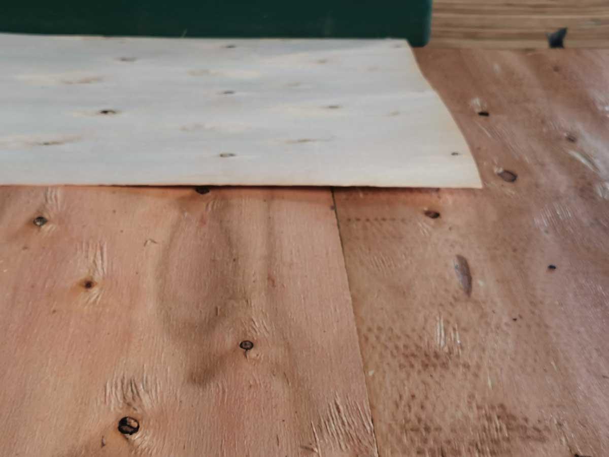 建筑模板单板